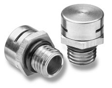 Pressure balanced elements Cable Glands