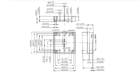 MNX PC / ABS 95 L Enclosure Schematic from Eurobox